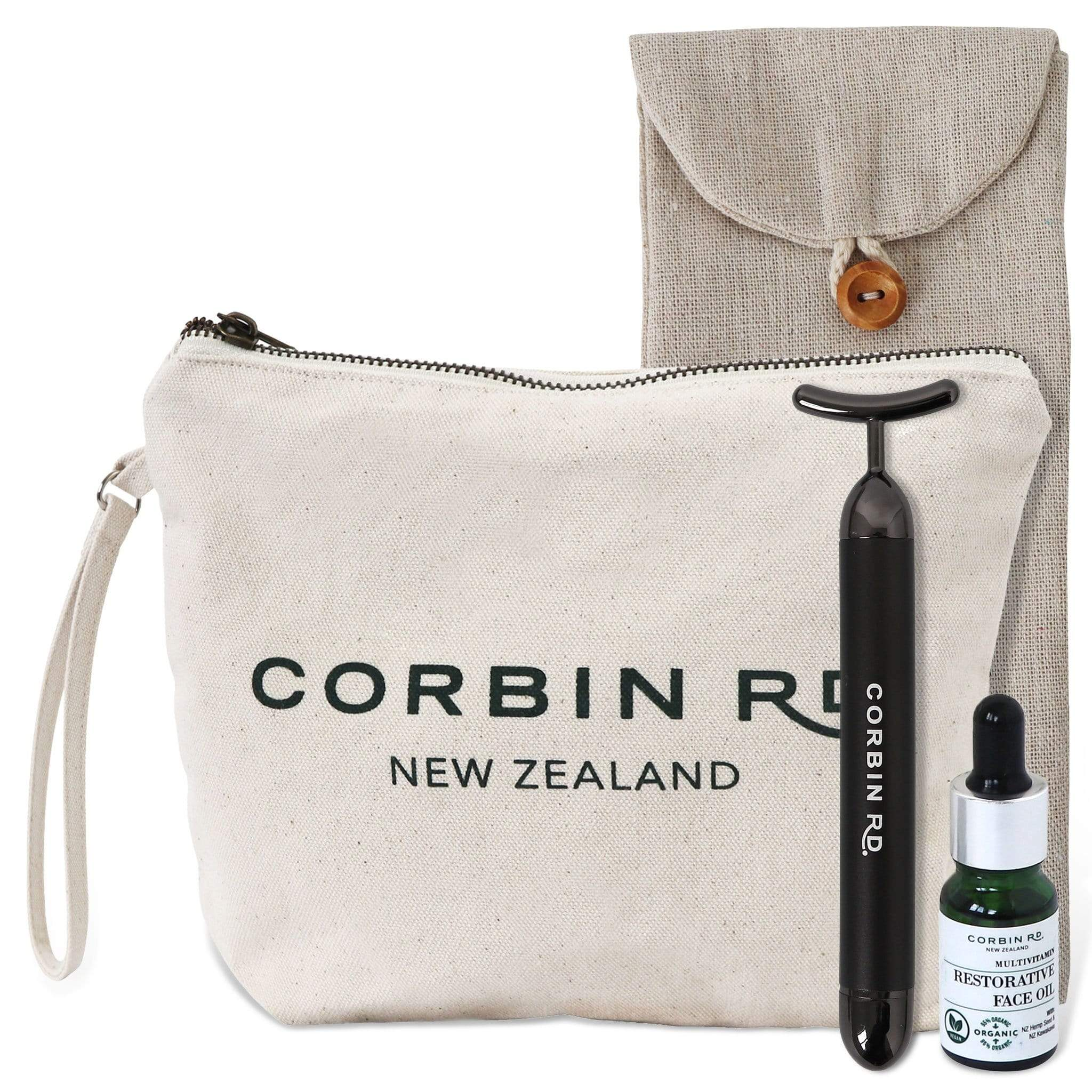 Corbin Rd Beauty Tool Gift Set -Sculpta 6000 + Mini Restorative Face Oil