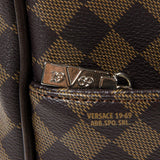 Versace 1969 Italia Mens Bag V1969019 Coffee Coffee