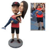 Fully Customizable 2 person Custom Bobblehead