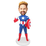 Best Captain America Popular Custom Bobblehead