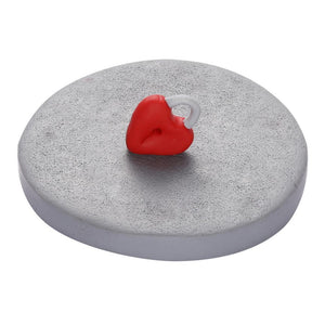 Z10 Z10 Red Heart Shape Lock Base