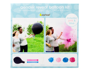 Pearhead - Gender Reveal Balloon Kit