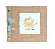 Lion Baby Memory Book