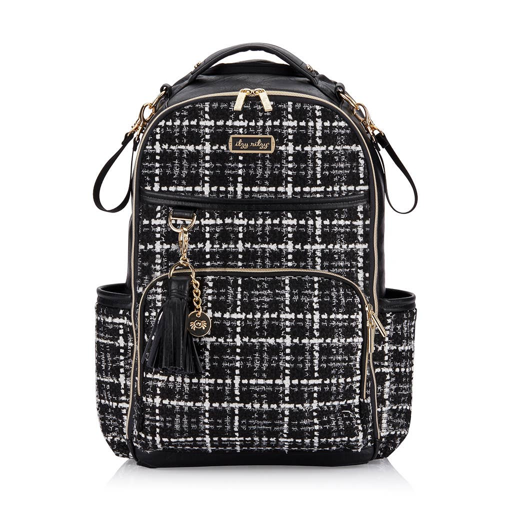The Kelly Boss Plus™ Backpack Diaper Bag