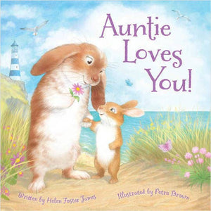 Sleeping Bear Press - Auntie Loves You Children Picture Book