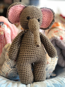 Knitted Animals