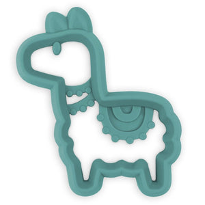 Llama Chew Crew teether