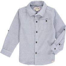 Load image into Gallery viewer, KIDS L/S COLLAR DRESS SHIRT