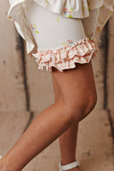 Dainty Floral Shorties