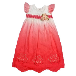 Summer Blooms gown 0-3M