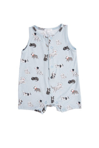 Shortie Romper