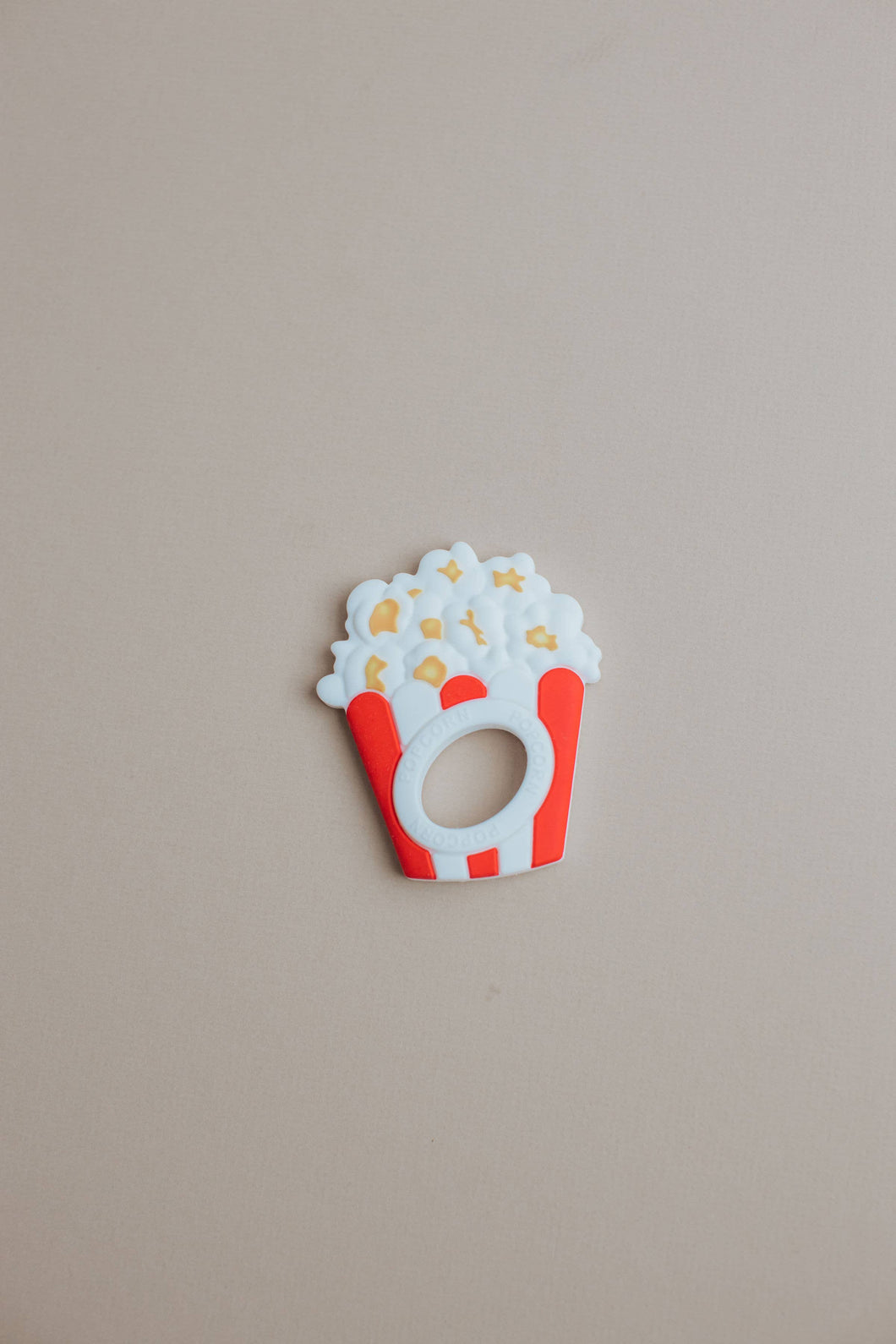 Silicone Teether - Popcorn