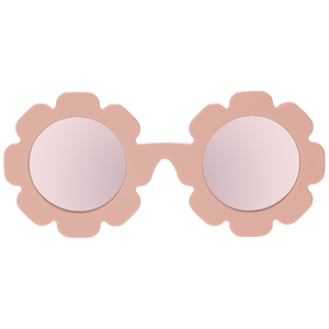 Babiators - The Flower Child- Polarized with Mirrored Lenses 3-5y