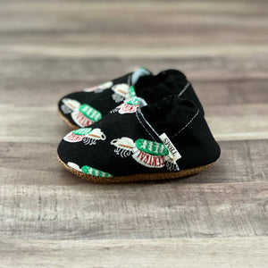 Central Perk Moccasins