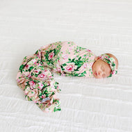 Renia Swaddle and Headband
