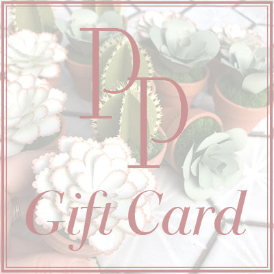 Pretty Papel Gift Card