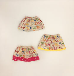 ABC Doll Skirt