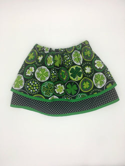 St. Patrick's Day Skirt