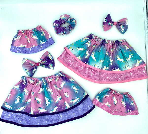 Unicorn Skirt Accessories