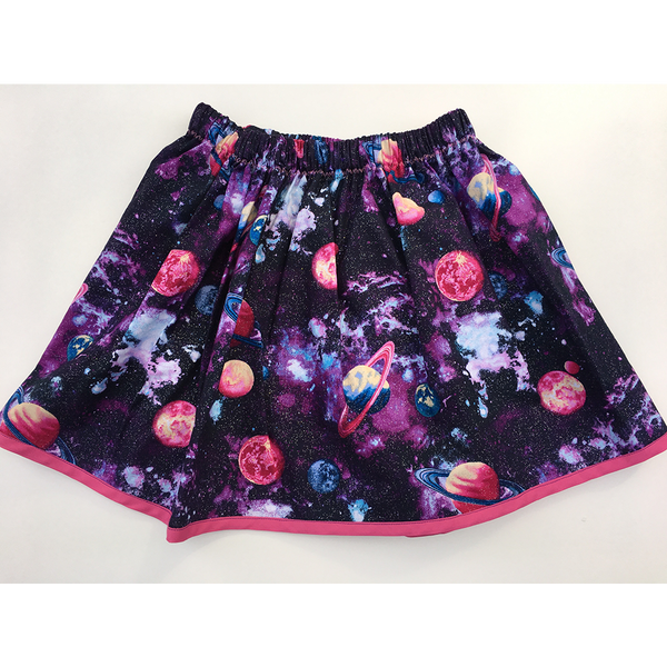 Galaxy Doll Skirt