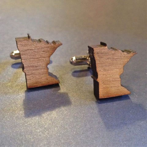 Cufflinks - Minnesota