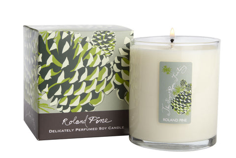 Candle - Roland Pine 9.5 oz.