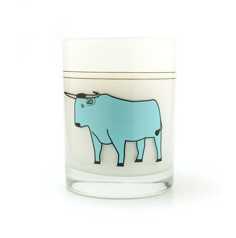 Babe the Blue Ox Candle