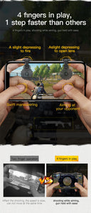 Game Pad Controller for iPhone or Android
