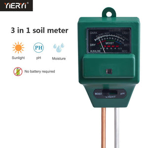 Flower Soil Tester - Light Meter