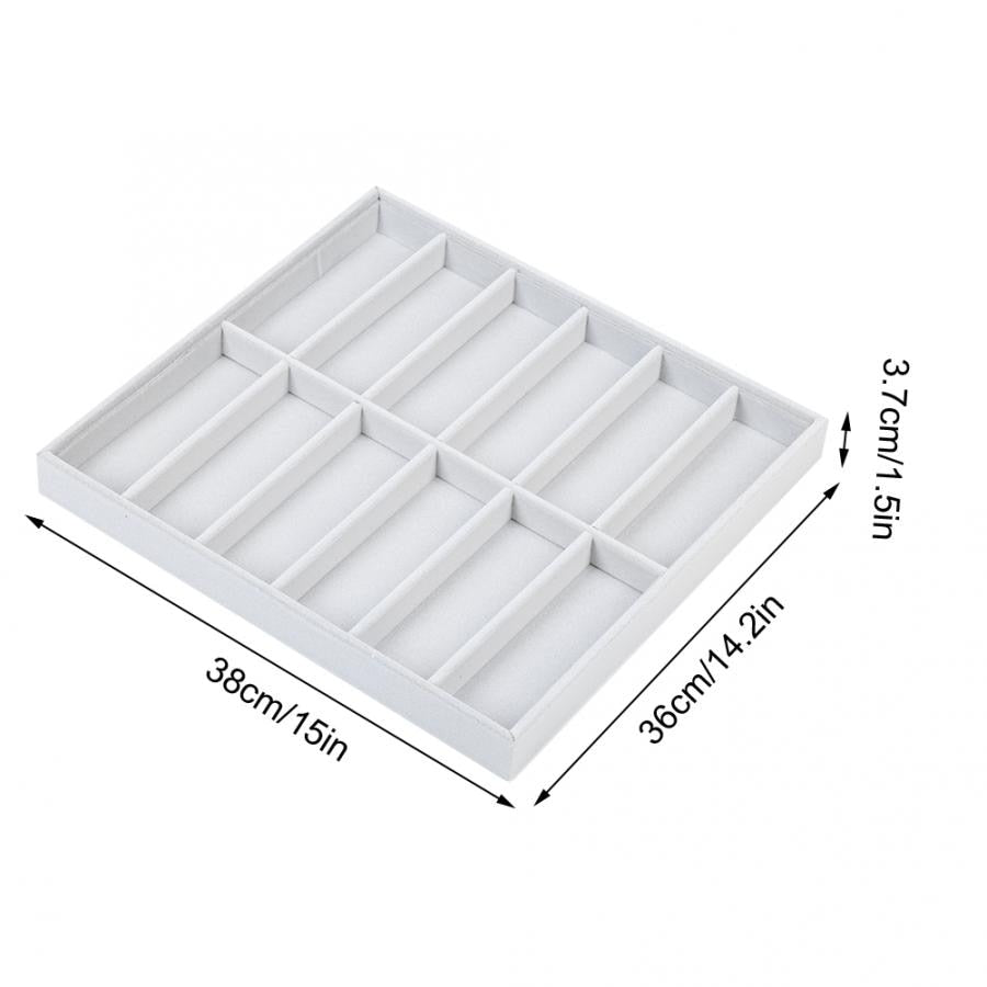 12 Grid Sunglas Storage Box