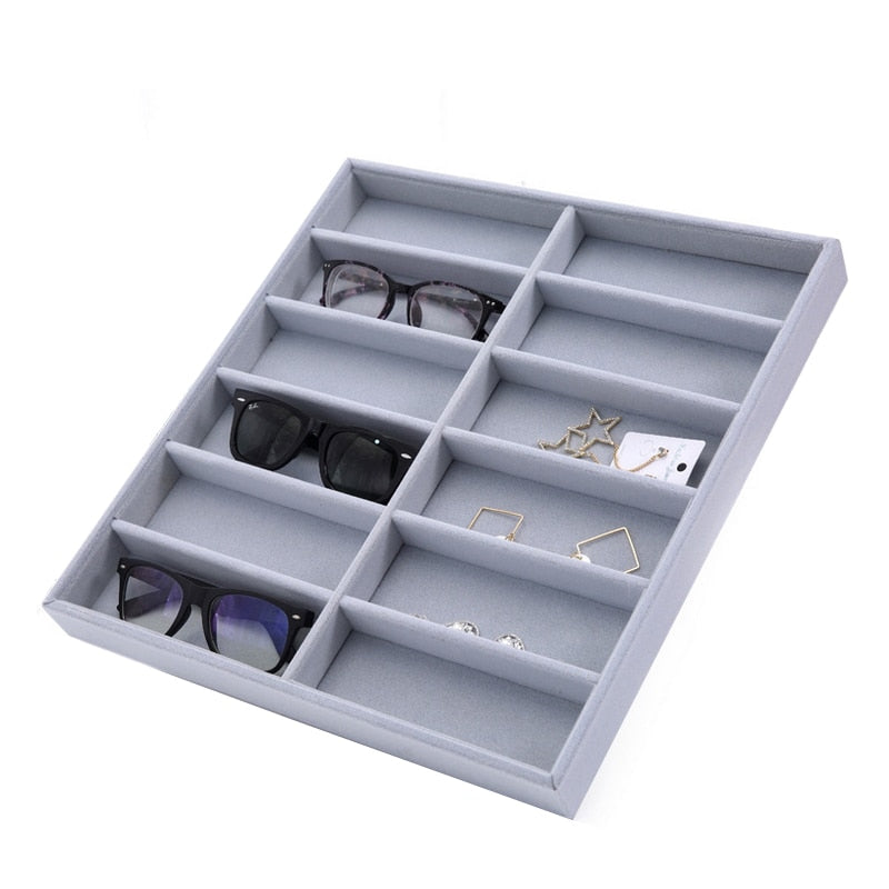 Sunglasses Storage Box Organizer