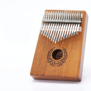 Scoutdoor 17 Keys Kalimba Thumb Piano