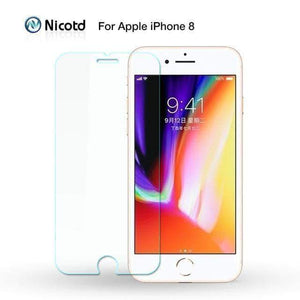 Quality Topia LLC For iphone 8 TEMPERED GLASS
