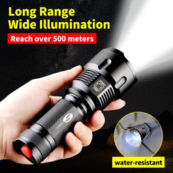 Quality Topia LLC Waterproof Zoom Tactical Torch