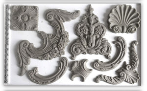Iron Orchid Designs Decor Moulds – Classic Elements - Signed Jaclyn