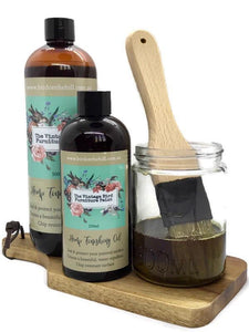 Birds Hemp Finishing Oil | The Vintage Bird - Signed Jaclyn