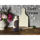 Just Cream | Furniture Paint | The Vintage Bird - Signed Jaclyn