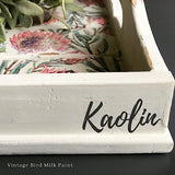 Kaolin | Milk Paint | The Vintage Bird - Signed Jaclyn