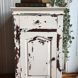 Raw Cotton | Milk Paint | The Vintage Bird - Signed Jaclyn