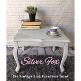 Silver Fox | Furniture Paint | The Vintage Bird - Signed Jaclyn