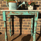Verdigris | Milk Paint | The Vintage Bird - Signed Jaclyn
