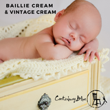 Bailie Cream | Canterbury Blue - Signed Jaclyn