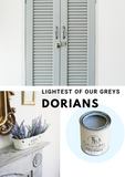 Dorians Grey | Canterbury Blue - Signed Jaclyn