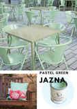 Jazna Green | Canterbury Blue - Signed Jaclyn
