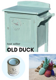 Old Duck | Canterbury Blue - Signed Jaclyn