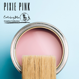 Pixie Pink | Canterbury Blue - Signed Jaclyn