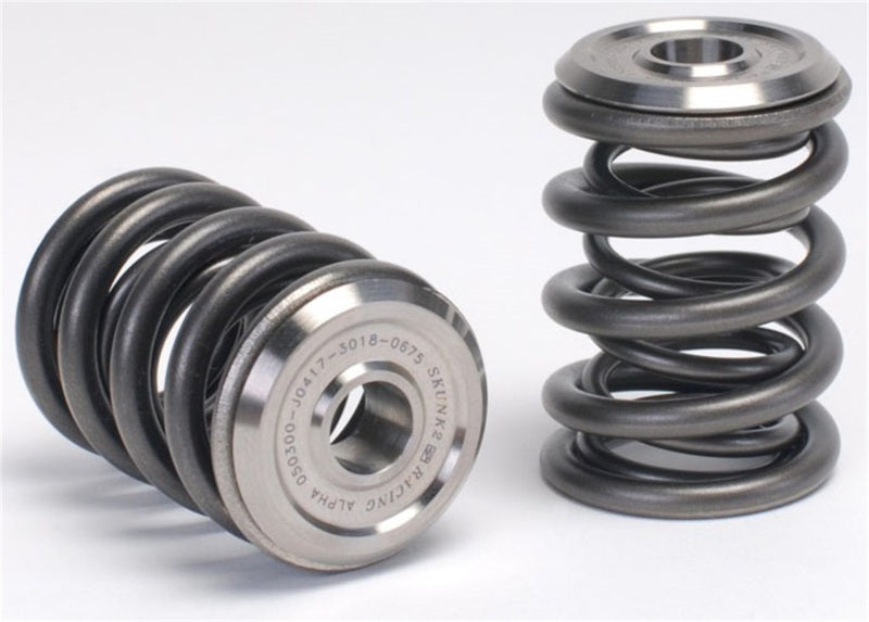 Skunk2 Alpha Series Honda/Acura B Series Valve Spring and Titanium Retainer Kit