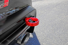 Load image into Gallery viewer, Perrin 2020 Toyota Supra Tow Hook Kit (Rear) - Red