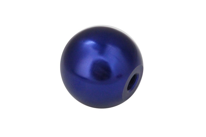 Torque Solution Billet Shift Knob (Blue): Universal 12x1.25