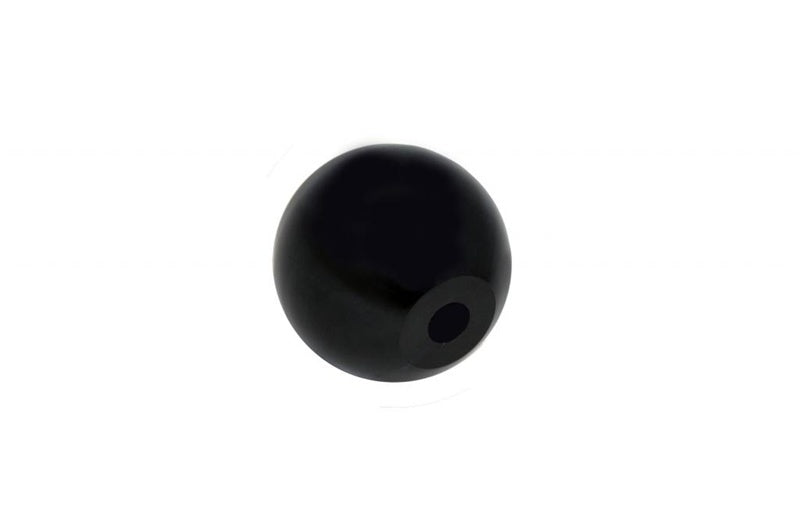 Torque Solution Billet Shift Knob (Black): Universal 12x1.25